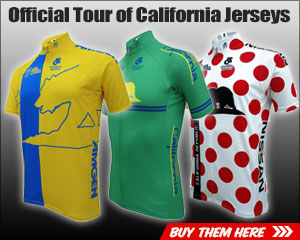 Amgen Tour of California Jerseys