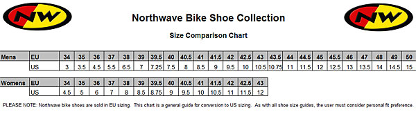 Jazz Shoe Size Chart