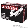"Ultra Cycle 24"" x 1.50 - 1.75 Schrader Valve Tube"