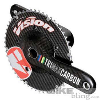 Vision Tech TriMax Carbon Crankset
