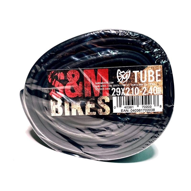 S/&M Bike Tube Inner Tube 16 x 1.5-2.4